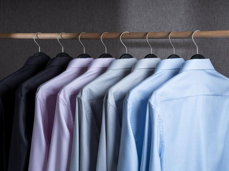 Nežehlivé bavlněné košile Eterna