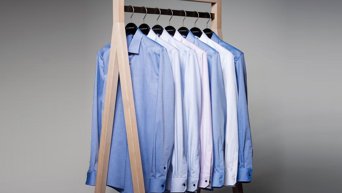 Neprůhledná bavlněná košile - COVERT SHIRT