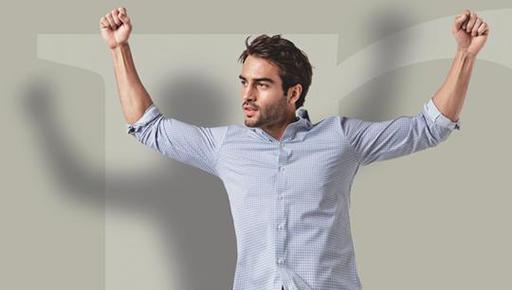 Funkční košile = košilová revoluce