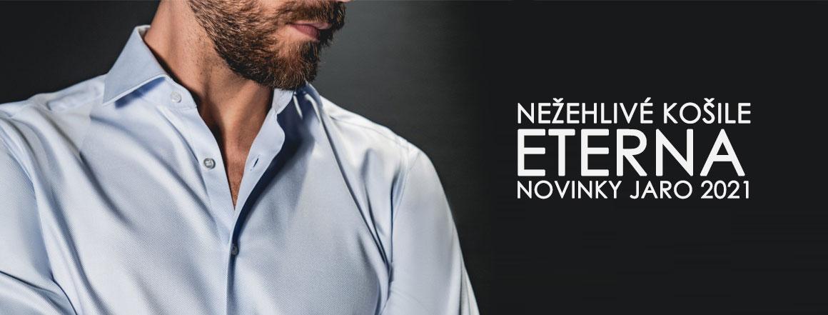 novinky, nová kolekce Eterna 2021