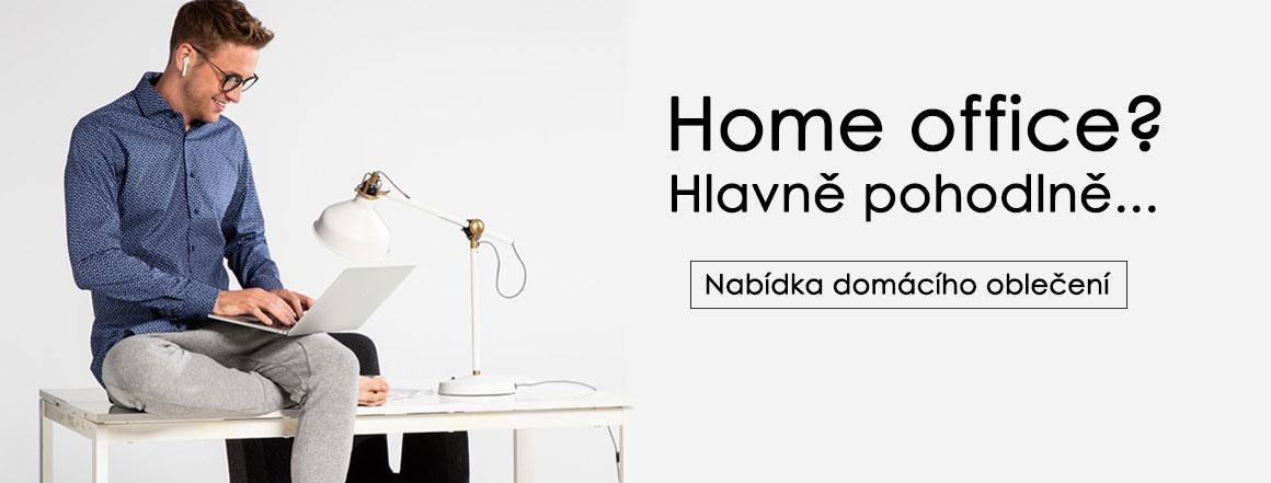 home office, home working, pohodlné oblečení na práci z domova