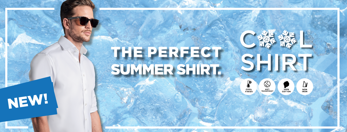 Cool Košile - chladivé letní košile!