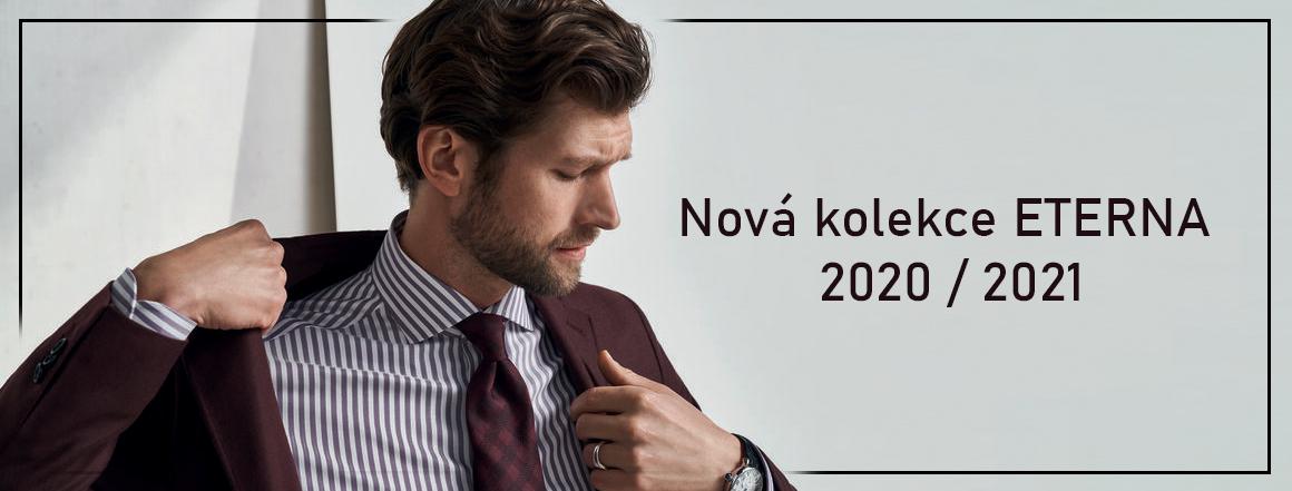 nová kolekce, podzimní katalog Eterna 2020