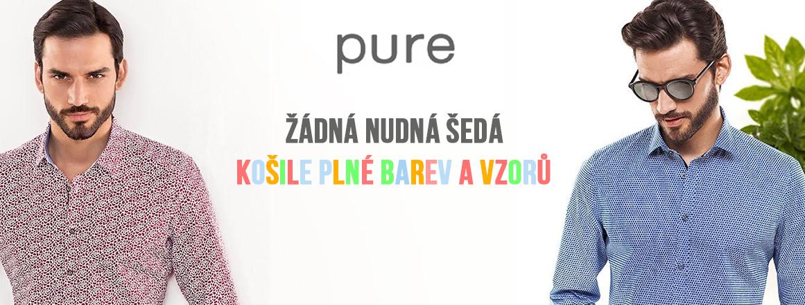 Košile Pure