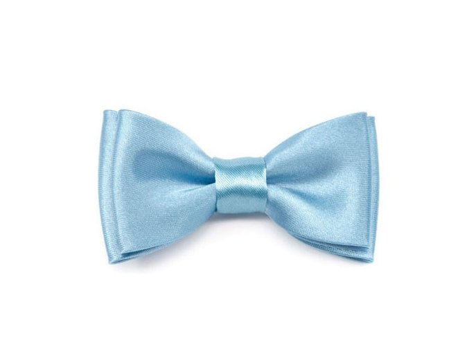 Mini motýlek Avantgard - modrý