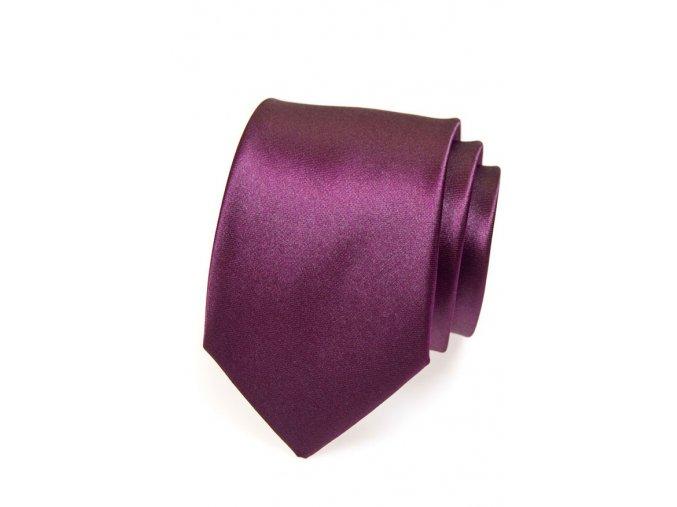 Kravata Avantgard - fialová