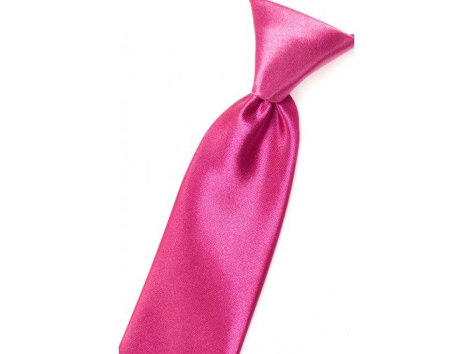 Chlapecká kravata Avantgard - fuchsiová