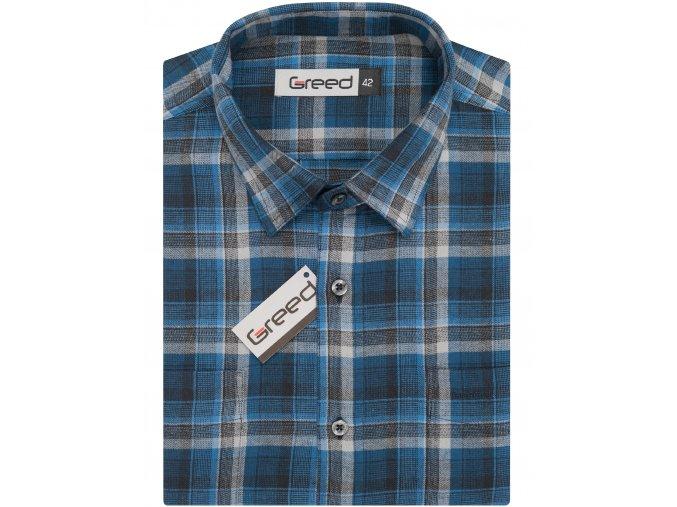 Flanelová košile AMJ Greed