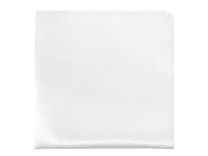 Společenský kapesníček Avantgard - bílý