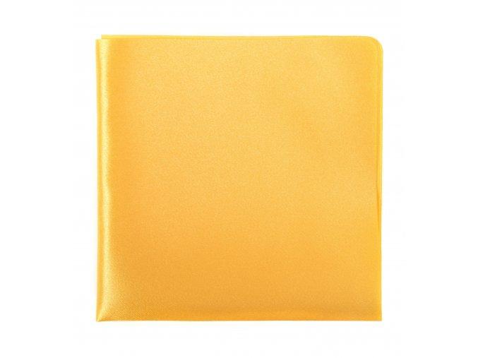 Společenský kapesníček Avantgard - žlutý
