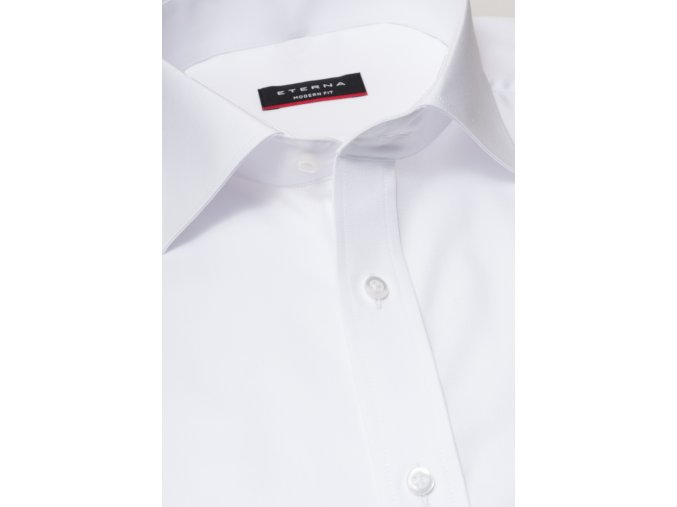 "Košile Eterna Modern Fit ""Uni Twill"" Bílá"