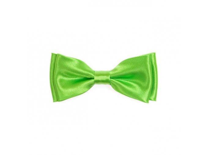 Chlapecký motýlek Avantgard - zelený