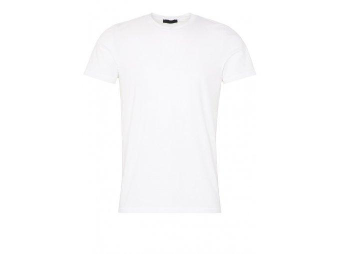 Pánské triko KNOX - bílé