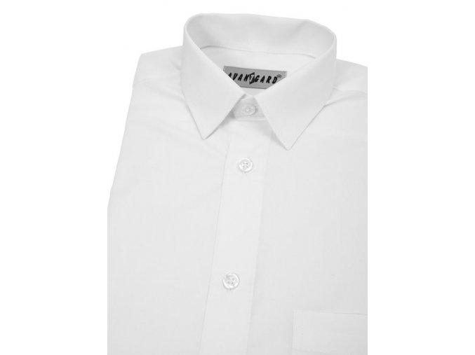 Chlapecká košile Avantgard Bílá