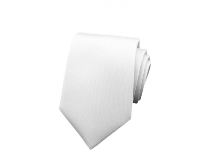 Kravata Avantgard Lux - bílá