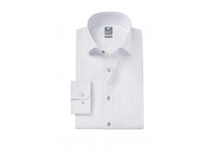 Košile Pure Extra Slim Bílá