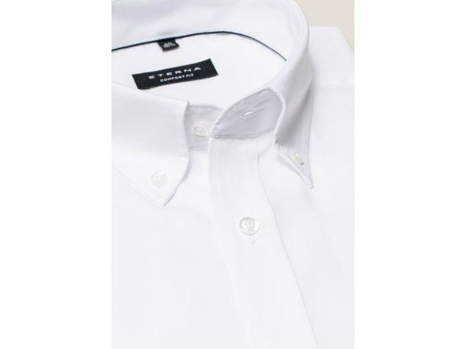 "Košile Eterna Comfort Fit ""Fein Oxford"" Bílá"