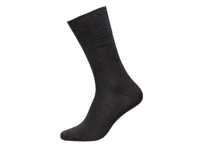 Pánské ponožky Eterna - antracitové