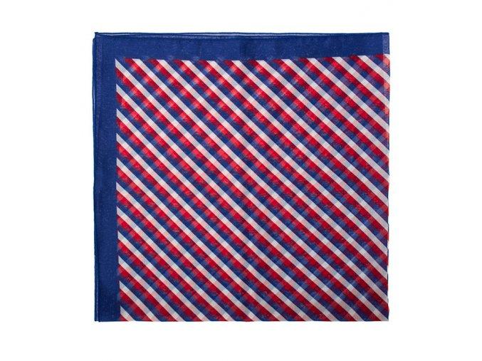 Šátek Avantgard trikolóra