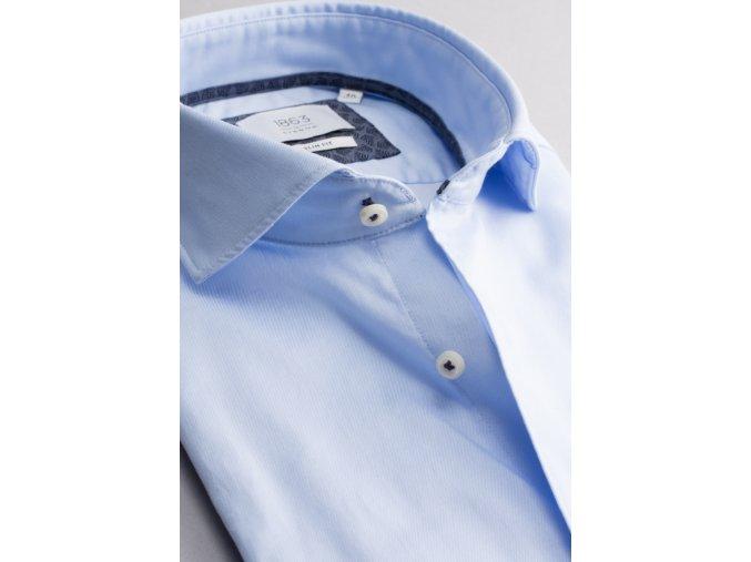 "Košile Eterna Slim Fit ""Uni Twill"" Modrá"