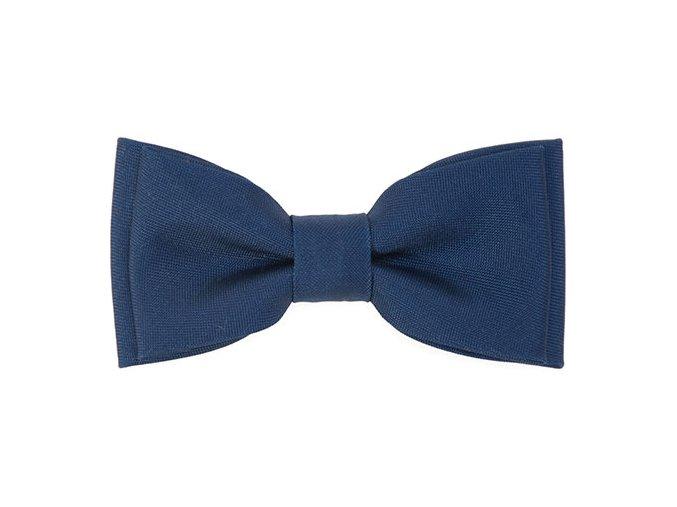 Mini motýlek Avantgard - navy modrý