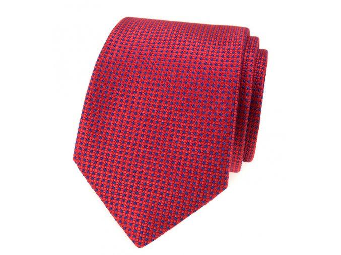 Kravata Avantgard - červená
