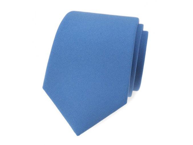 Kravata Avantgard Lux - modrá