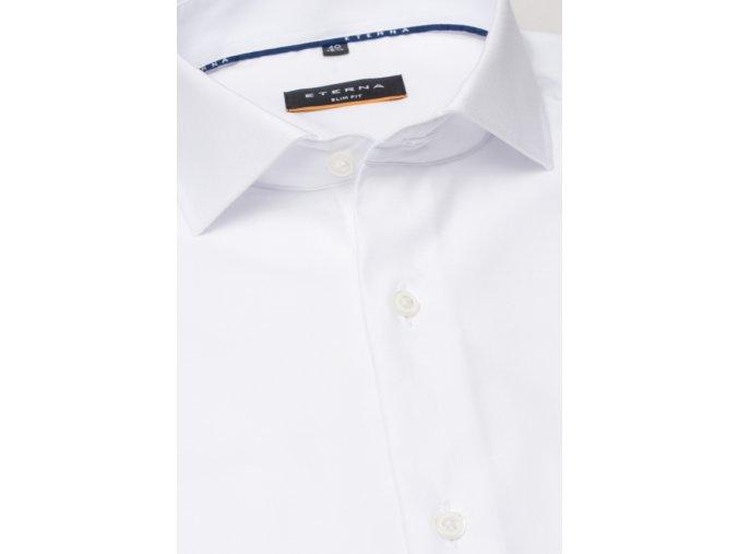 "Košile Eterna Slim Fit ""Popeline"" Cool Shirt - Chladivá košile Bílá"