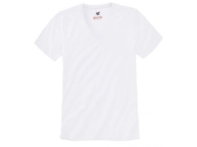 Pánské triko Pure bílé - 2 kusy v jednom balení