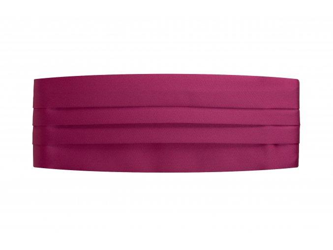 Frakový pás - sytě růžový