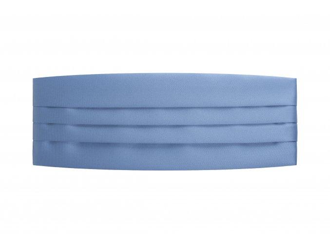 Frakový pás - modrý