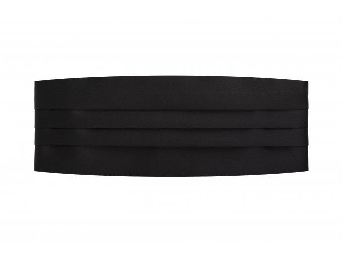 Frakový pás - černý