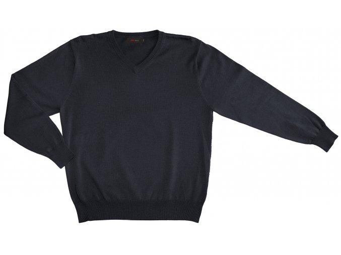 Pánský svetr AMJ Style - antracit