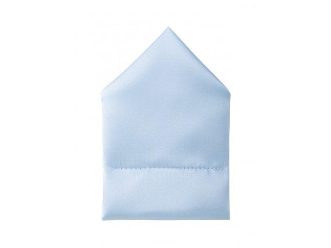 Twin kapesníček do saka - světle modrý