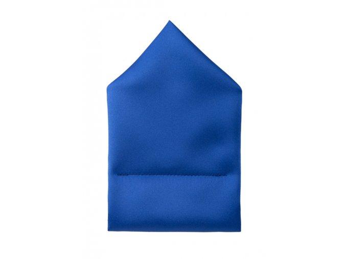 Twin kapesníček do saka - královská modrá