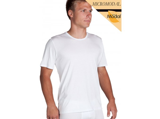 Pánské triko Julian - bílé