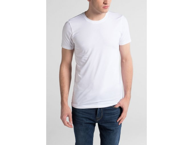 Pánské triko Eterna - bílé