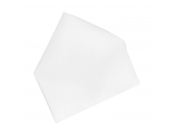 Společenský kapesníček Brinkleys - bílý