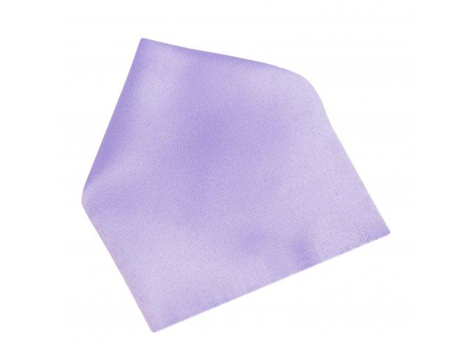 Společenský kapesníček Brinkleys - světle fialový