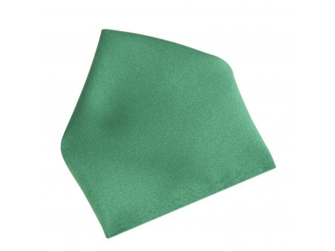 Společenský kapesníček Brinkleys - sytě zelený