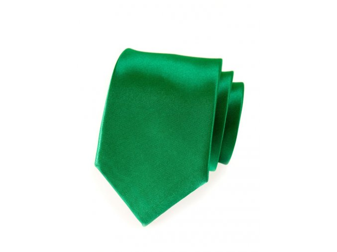 Kravata Avantgard Lux - smaragdová
