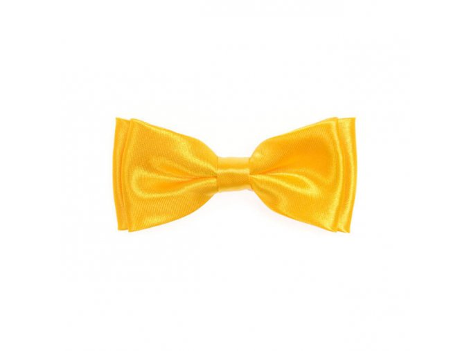 Chlapecký motýlek Avantgard - žlutý