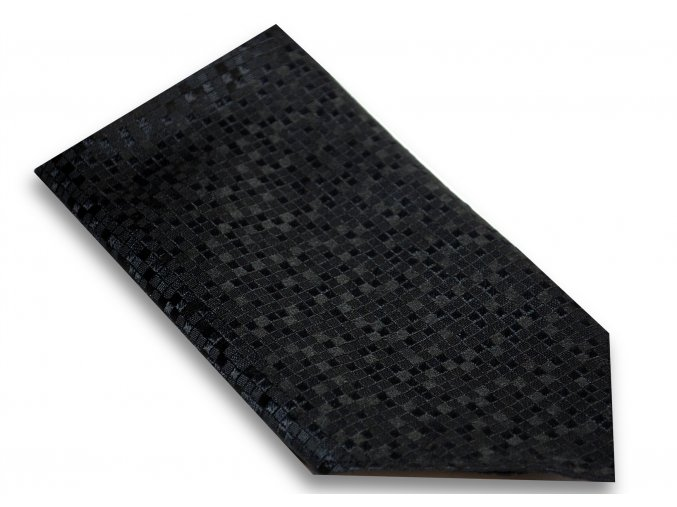 Společenský kapesníček Brinkleys - černý