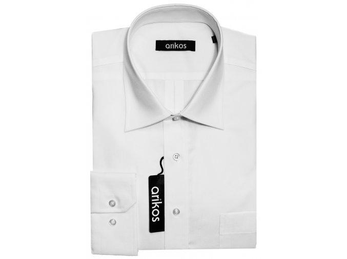 Pánská košile Arikos - bílá