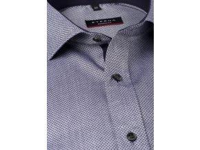 Nežehlivá košile Eterna Modern Fit Šedá