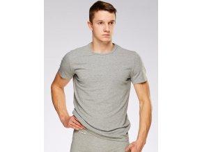 Pánské triko Fabio Amante T-Shirt - šedé