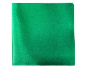 Společenský kapesníček Avantgard - smaragdový