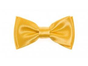 Mini motýlek Avantgard - žlutý