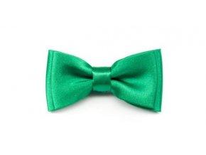 Mini motýlek Avantgard - smaragdový