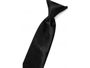 Chlapecká kravata Avantgard - černá